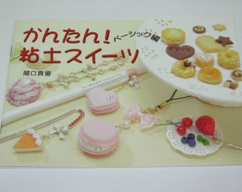 Clay for Sweets Book (Easy to Make Basic)