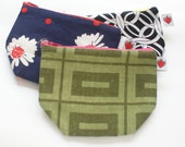 Zippered iPod Bag FINAL SALE