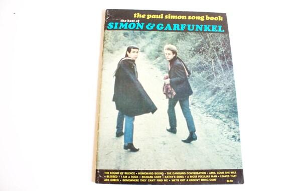 Vintage 1966 The Paul Simon Songbook