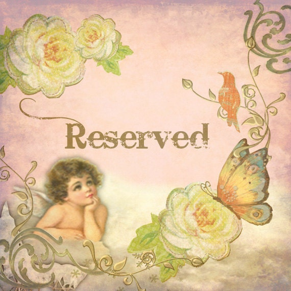 Reserved for Nima