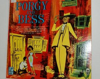 Porgy and Bess George Gershwin - Coronet Records - Record LP Vintage Vinyl  CX 64