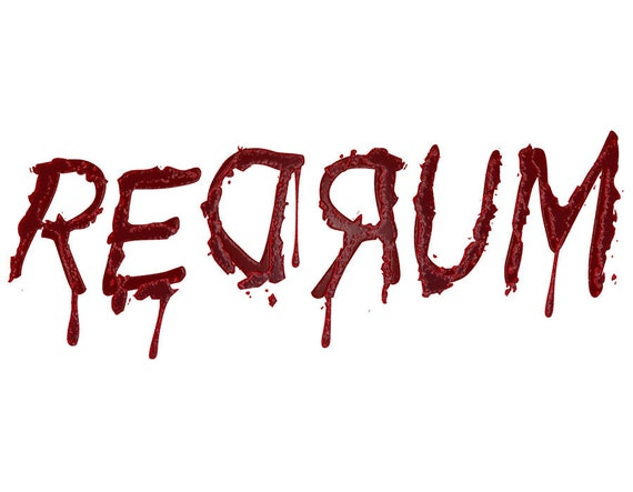 Redrum Digital Artwork