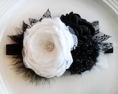 Black tie Affair headband