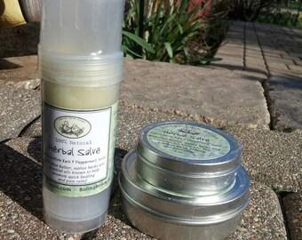Herbal Salve - All Purpose stick or tin