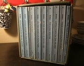Laura Ingalls Wilder Little House on the Prairie Book Collection Set - 9 Books - 1970's Vintage - Collector