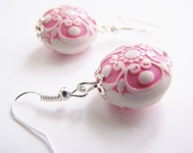 Candy Crush - Ornate lightweight Earrings - affordable gifts - beach - sale - spring - summer - high quality cheap earrings