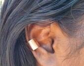 Industrial Jewelry Pure Copper Ear Cuff