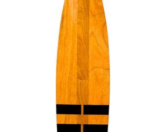 Elements series (EARTH) designer cherry wood canoe paddle/oar