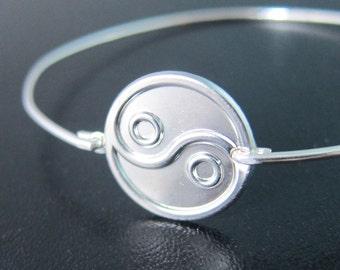 Yin Yang Bracelet, Yin Yang Jewelry, Tao, Zen Bracelet, Zen Jewelry, Asian Bracelet, Asian Jewelry, Ying Yang Bracelet, Ying Yang Jewelry