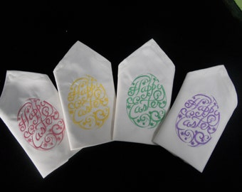 Happy Easter - Embroidered Table Linens