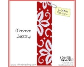 Loom Bracelet Pattern: Mmmm Jazzy - INSTANT DOWNLOAD pdf - Special savings with coupon codes - bl54