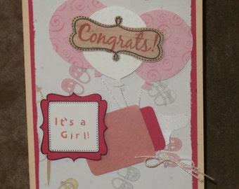 Baby Congratulations Card (C-157)
