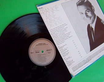Frankie Laine Heartaches Can Be Fun LP SPC-3151 Vinyl