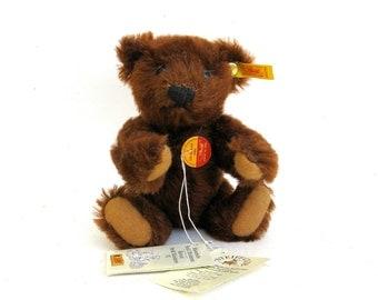 original vintage mohair steiff teddy  ...   made in germany  ...  vintage teddy bear