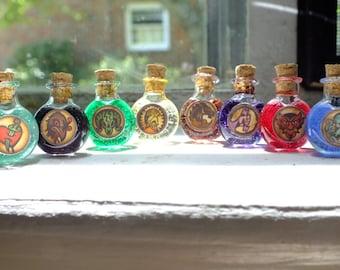 Complete Set of Vigors Pendants