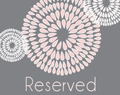 reserved for Amanda