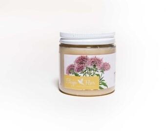 Organic Whipped Body Butter and Natural Hair Moisturizer Hemp Buttercream