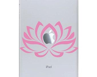 Lotus iPad Mini Decal - Flower iPad Mini Sticker - Lotus Decal