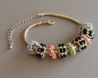 Pandoritos (beaded bracelet)/ PDF file