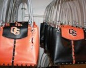 OREGON STATE BEAVER totes by Tomboy Totes