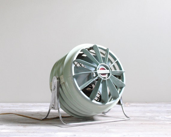 Vintage Westinghouse Industrial Fan