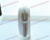 Bridal Love Knot Bracelet