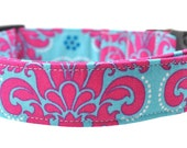 Floral Dog Collar - The Gracie