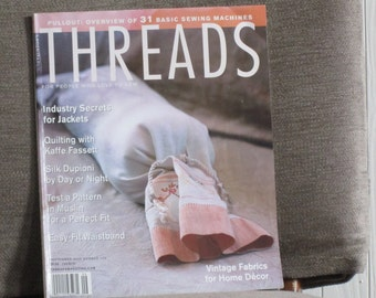 Threads Magazine Number 102 dated September 2002