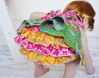 Ruffled Diaper Cover SEWING PATTERN, Ruffle Butt Bum Cover, Nappy Cover, Easy Baby Pattern, Pdf Sewing Pattern, Matilda Jane Pattern, 0-3-3T