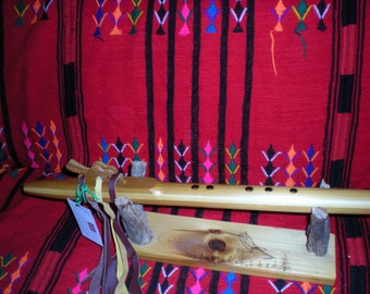 Native Ameican Style Flute Key Of Gm