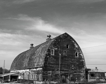 Barn Antique-8x10 Photo