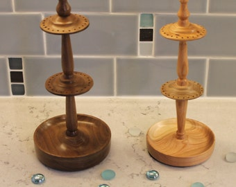 Two Tier Earring/Jewelry Holder