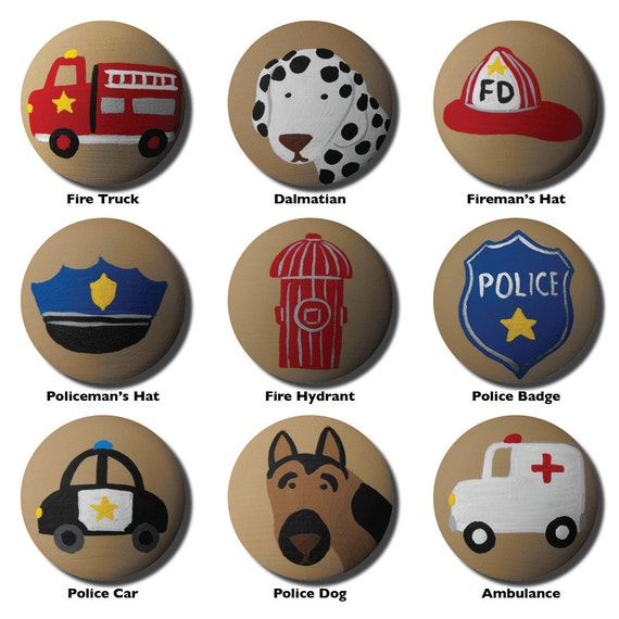 Hand painted knob children 39 s custom hand painted by coolisart for Children s bureau knobs