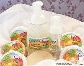 Foam Dispenser for our Probiotic Soap