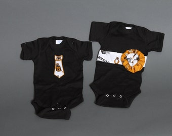Mizzou Twin Bodysuit