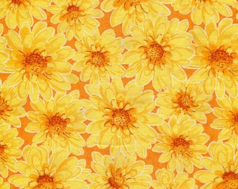 Penelope's Daisy - Blank Quilting - Fat Quarter
