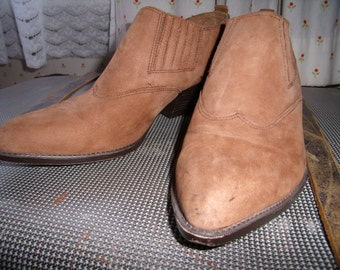 1970s Zodiac Boots
