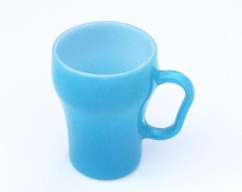 Blue Fire King Cola Mug Coffee Cup