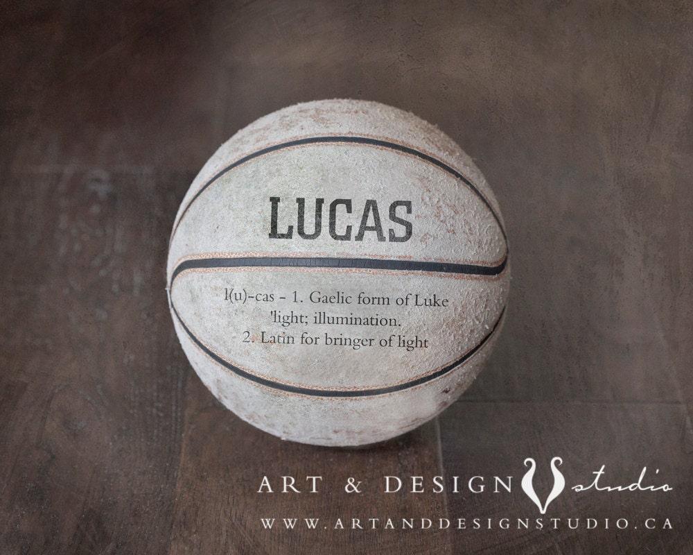 Personalized Bedroom Decor Basketball Decor Etsy