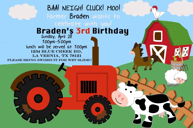 farm animal themed wedding invitations 28 images barnyard farm