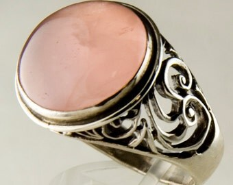 Rosey View Ring