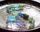 HOPE by the Sea - Crystal Beaded Suncatcher - 11 1/2 inches long
