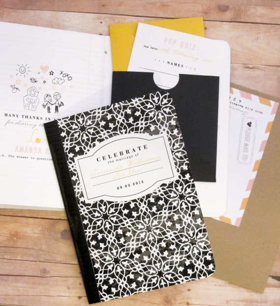 Composition Notebook - High School College Sweethearts Theme ...