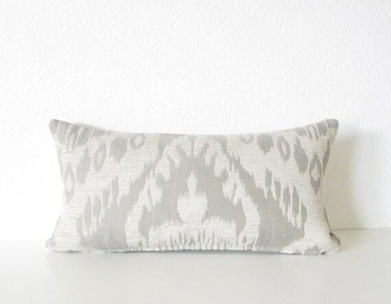 Decorative pillow cover Mini lumbar pillow by chicdecorpillows