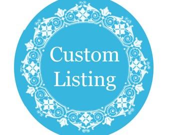 Custom Listing for pixxl