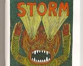 Logic Storm (art zine)
