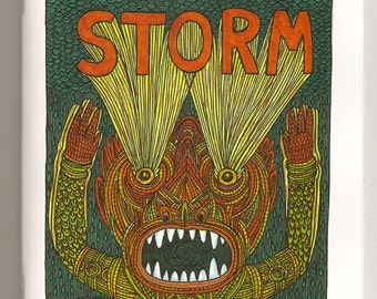Logic Storm (art zine)