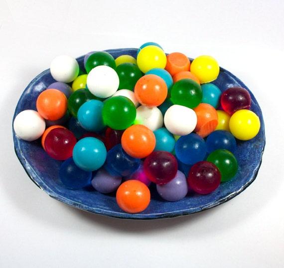 Decorative Soap Balls Stunning Soap Spheres Set Of 100 Marbles Balls Circles Gumballs Inspiration Design