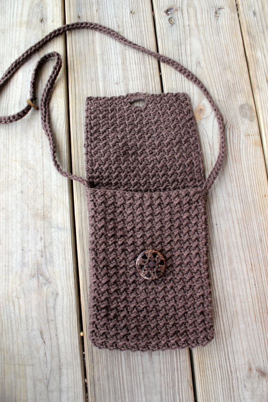 Crochet Pattern Crossbody Bag Crochet Bag Pattern By