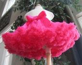 Hot Pink Pettiskirt